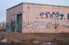 Bowmanvillepow kamp 30 Stock Foto's