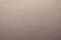 Bown gris del vintage y la pequeña textura del fondo de la pared de la teja imagen de archivo