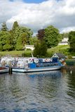 Bowness on Windermere Royalty Free Stock Photos