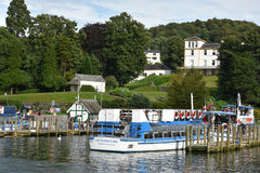 Bowness on Windermere Stock Photography