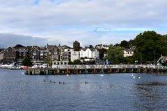 Bowness on Windermere Stock Photos