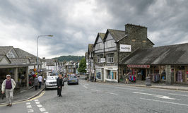 Bowness-on-Windermere Stock Photo