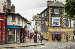 Bowness-on-Windermere Royalty Free Stock Image
