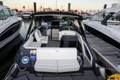 338 Bowrider Cruiser Yachts Stock Images