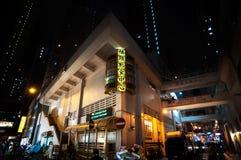 Bowrington Road Cooked Food Centre, Hong Kong Royalty Free Stock Images