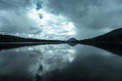 Bowron Lakes View Royalty Free Stock Image