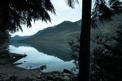 Bowron See-Ansicht Stockbild