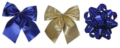 Bows 02 Royalty Free Stock Images