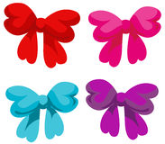 Bows Royalty Free Stock Photos