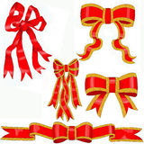 Bows assorted designs Stock Photo