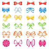 Bows Royalty Free Stock Image