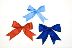 Bows for design.  Stock Image
