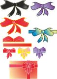 Bows and Gifts Stock Photos