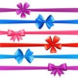 Bows And Ribbons Set Stock Photo