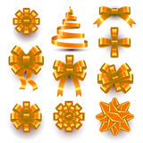 Bows and Ribbons Royalty Free Stock Images