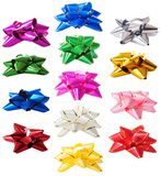 Bows set | Isolated Stock Images
