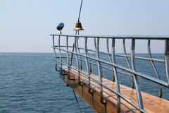 bowship royaltyfria bilder