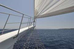 Bowsprit Royalty Free Stock Image