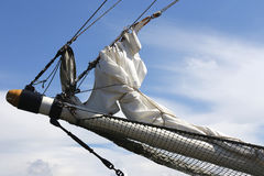 Bowsprit Royalty Free Stock Photo