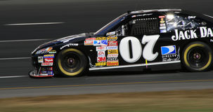 Bowyer gagne New Hampshire ! Images libres de droits