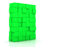 Box. Large box from small boxes Royalty Free Stock Image