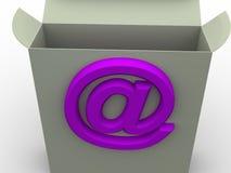 Box. vector illustration