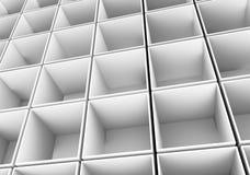 Box Background Stock Photography