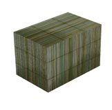Box of bamboo Stock Photos