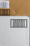Box Bar Code Royalty Free Stock Images