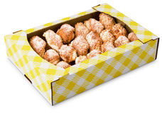 Box of biscuits Stock Photos