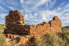 Box Canyon Ruin Stock Photo