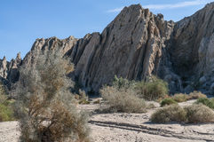 Box Canyon in Southern California Royalty Free Stock Image