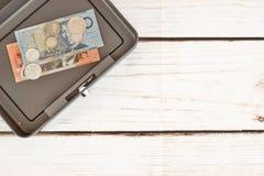 box cash стоковое изображение