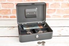 box cash стоковое фото rf