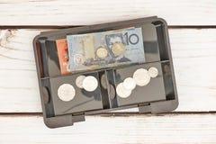box cash стоковые изображения