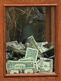 box cash стоковое фото