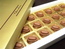 Box of Chocolate Stock Photos