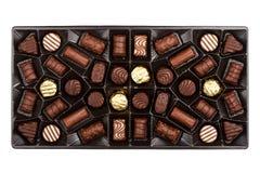 Box of chocolates Royalty Free Stock Photography