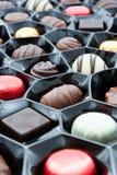 Box of chocolates Royalty Free Stock Photos