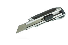 Box cutter knife Stock Image