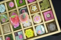 Box of Delicacy Stock Image