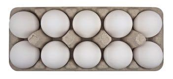 Box of eggs Royalty Free Stock Photo