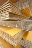 Box folded Stock Images