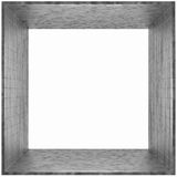Box Frame Gray cardboard. 3D Box Frame Gray cardboard Pattern Royalty Free Stock Images