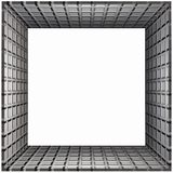 Box Frame Grid Stock Photo