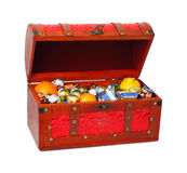 Box Full of sweets Royalty Free Stock Images