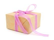 box gåvan Arkivbilder