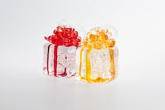 Box gift Royalty Free Stock Images