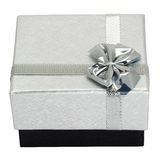 Box for gift Stock Photos