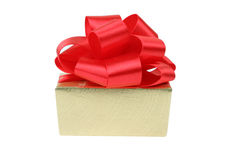 Box of the gift Royalty Free Stock Photography